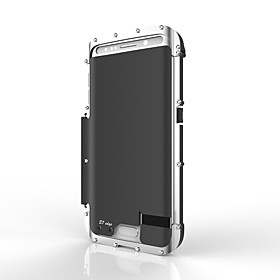 Double-lin ARMOR KING Iron Cool R-JUST Metal Aluminum Shockproof Case Cover For Samsung Galaxy S7 Edge/S7 S6 edge plus 4896885