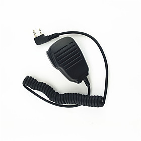 walkie-talkie skulder mikrofon klar lyd mikrofon og slip resistente egnet til kendood Baofeng 365 wouxun TYT 5270087