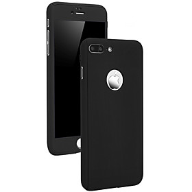 Per Resistente agli urti \/ Other Custodia Integrale Custodia Tinta unita Resistente PC AppleiPhone 7 Plus \/ iPhone 7 \/ iPhone 6s Plus\/6