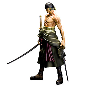 One Piece Roronoa Zoro 25CM Anime Action Figures Model Toys Doll Toy 4916139