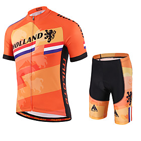 Miloto Summer Breathable Bike Sports Clothing Cycling Jersey/Mountain Bicycle Jersey Sportwear Mallot Ciclismo 5259709