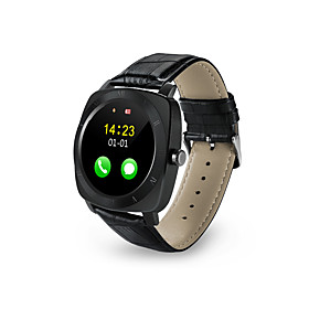 Smartwatch X3 for Calories Burned / Hands-Free Calls / Touch Screen / Distance Tracking / Pedometers Timer / Call Reminder / Activity Tracker / Sleep Tracker /