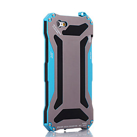 Case For Apple iPhone 6 Plus / iPhone 6 Shockproof / Dustproof / Water Resistant Back Cover Armor Hard Metal for iPhone 7 Plus / iPhone 7 / iPhone 6s Plus