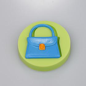 Food grade silicone mold bag shaped silicone fondant mold  bag shape cake decorators 5306567