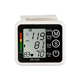 Direct Current LCD Screen No Operation 1 Minutes Automatic Shutdown Intelligent Electronic Blood Pressure Meter 5252429