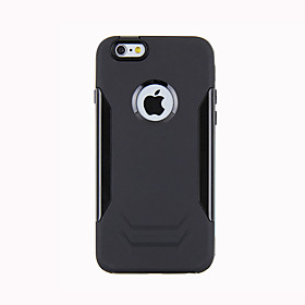 Case For iPhone 6s Plus iPhone 6 Plus iPhone 6s iPhone 6 iPhone 6 Plus iPhone 6 Shockproof Back Cover Armor Hard Metal for iPhone 6s Plus 4846209