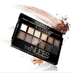 12 Eyeshadow Palette Matte Eyeshadow palette Powder Normal Daily Makeup 5359627