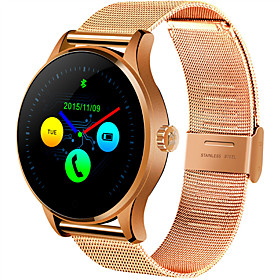Smartwatch for iOS / Android Heart Rate Monitor / Long Standby / Touch Screen / Distance Tracking / Pedometers Stopwatch / Activity Tracker / Sleep Tracker / S