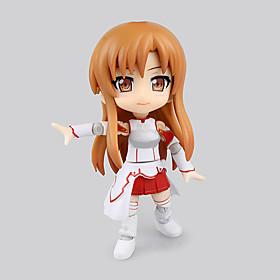 Sword Art Online Asuna Yuuki PVC 16cm Figures Anime Action Jouets modèle Doll Toy 5321702