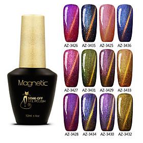 Nail Polish Gel UV 12 1 Gel de Côr UV Mergulhe off de Longa Duração 5348272