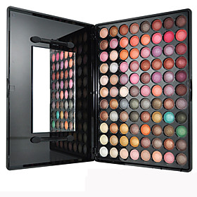 88 Eyeshadow Palette Dry / Mineral Eyeshadow palette Powder Set Daily Makeup / Halloween Makeup / Party Makeup 5347810