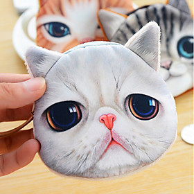 Cat Design Change Purse 5324607