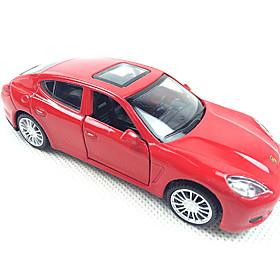 Action Figure / Brincadeiras Veículos Modelo e Blocos de Construção Carro Metal Vermelho / Branco / Azul para Boy acima de 3 5328364
