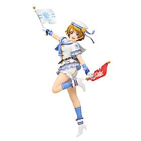 Kærlighed Levende Hanayo Koizumi PVC 22cm Anime Action Figures Model Legetøj Doll Toy 5321678