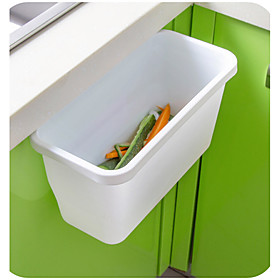 1pc Trash Bag Can Plastic Easy To Use Kitchen Organization