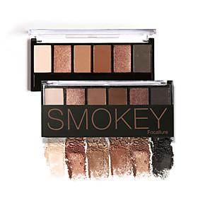 6 Eyeshadow Palette Dry Eyeshadow palette Powder Normal 5325143