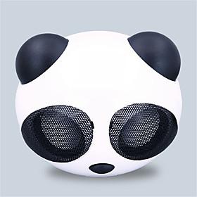Cute Panda Mini Speaker Subwoofer Cartoon Car Audio 5317601