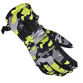 Ski Gloves Winter Gloves / Sports Gloves Women's / Men's / Unisex Activity/ Sports GlovesKeep Warm / Anti-skidding / Waterproof / 5353285
