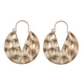 Women's Stud Earrings Hoop Earrings Earrings Ladies Jewelry Gold / Silver For Wedding Party Daily Casual Sports
