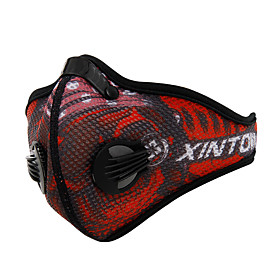 XINTOWN Bike/Cycling Pollution Protection Mask Waterproof / Breathable / Windproof / Antistatic / Reduces Chafing / ComfortableNylon / 5436760