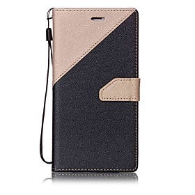 CaseMe Case For Apple iPhone 7 / iPhone 6 / iPhone 5 Case Card Holder / Flip Full Body Cases Tile Hard PU Leather for iPhone 7 Plus / iPhone 7 / iPhone 6s Plus