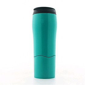 Travel Mug  Cup Travel Drink Shock And Impact Resistant Won't Fall Over Portable Plastic 5379772