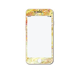 Marble Style Tempered Glass Film Front Screen Protector For Apple iPhone 6 6s 5387649