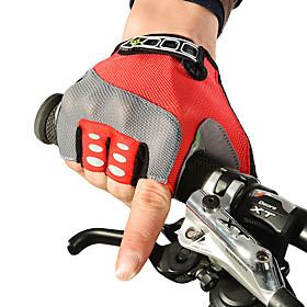 LUOKE Sports Gloves Women's / Men's / Kid's / Unisex Cycling Gloves Spring / Summer / Autumn/Fall / Winter Bike GlovesAnti-skidding / 5378028