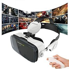 Hot Sale! Google Cardboard BOBOVR Z4 Gafas Realidad Virtual BOBO VR for 4.7-6.2 inch Smartphone with Bluetooth Controller 5393737