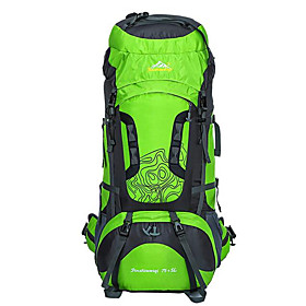 75 L Backpack / Hiking  Backpacking Pack / Cycling Backpack Camping  Hiking / Climbing / Leisure Sports / TravelingOutdoor / Leisure 5400111
