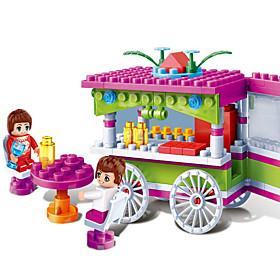 Costruzioni / Accessori per casa bambole per il regalo Costruzioni Modellino e gioco di costruzione Auto / Arredi / Casa ABSDa 5 a 7 anni 5444707