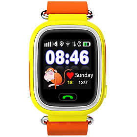 Kids' Sport Watch Smart Watch Fashion Watch Wrist watchLED Touch Screen Remote Control Thermometer Calendar Water Resistant / Water Proof 5381516