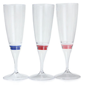 1PC COLORMIX LED Champagne Glass Cup Goblet LED Night Light for Party/Wedding/Party/KTV/Home/Bar 5418633