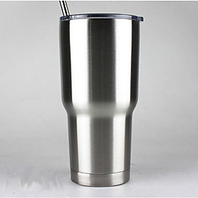 Hot Bilayer Stainless Steel Insulation Cup 30 OZ Cups Cars Beer Mug Large Capacity Mug Tumblerful 5109866