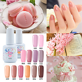 The Best Selling Uv Color Gel UVLED Lamp Nail Gel Polish Nude Color  Neutral Color Long Lasting Lacquerl 5415006