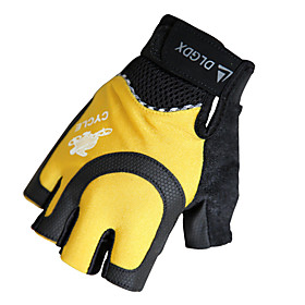 Sports Gloves Bike Fingerless Gloves UnisexAnti-skidding / High Elasticity / Reduces Chafing / Wicking / Protective / Anatomic Design / 5392706