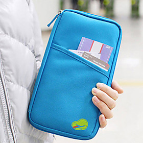 Travel Wallet Passport Holder  ID Holder Credit Card Protector Travel Passport Wallet Waterproof Portable Dust Proof Multi-function 5329829