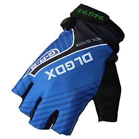 Sports Gloves Bike Fingerless Gloves UnisexAnti-skidding / Shockproof / Breathable / Easy-off pull tab / Wearproof / Wearable / Anatomic 5392749