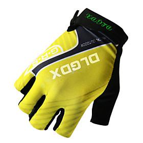 Sports Gloves Bike Fingerless Gloves UnisexAnti-skidding / Shockproof / Breathable / Easy-off pull tab / Wearproof / Wearable / Wicking / 5392729