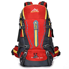 45 L Backpack / Hiking  Backpacking Pack / Cycling Backpack Camping  Hiking / Climbing / Leisure Sports / TravelingOutdoor / Leisure 5400367