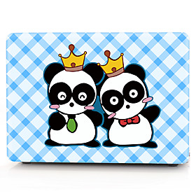 For MacBook Air 11 13 Pro 13 15 Case Cover Polycarbonate Material Animal Cartoon 5911488