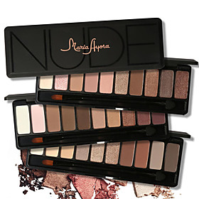 MARIA AYORA Ten Nude Colors Eye Shadow Palette 5435209