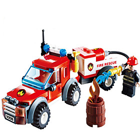 Action Figures  Stuffed Animals / Building Blocks For Gift  Building Blocks Model  Building Toy Truck ABS5 to 7 Years / 8 to 13 Years / 12PCS 5421658