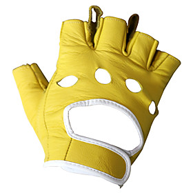 Sports Gloves Bike Fingerless Gloves UnisexAnti-skidding / Breathable / Windproof / Wicking / Protective / Anatomic Design / Stretchy / 5392611