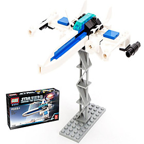 Action Figures  Stuffed Animals / Building Blocks For Gift  Building Blocks Model  Building Toy Fighter ABS5 to 7 Years / 8 to 13 Years 82PCS 5421783