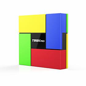 T95K Pro TV Box Android6.0 / Android 5.1 TV Box Amlogic S912 2GB RAM 16GB ROM Octa Core