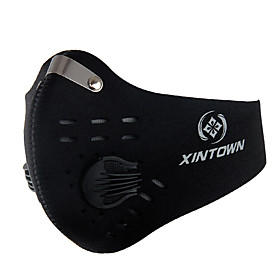 XINTOWN Bike/Cycling Pollution Protection Mask Waterproof / Breathable / Windproof / Antistatic / Reduces Chafing / ComfortableNylon / 5439240