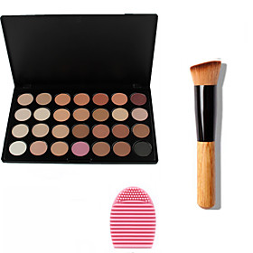 3in1 Makeup Set(28 Colors Bronzer/Foundation/Blush/Primer Professional Cosmetic Palette1 Bronzer Brush1 Brush Egg) 4914425