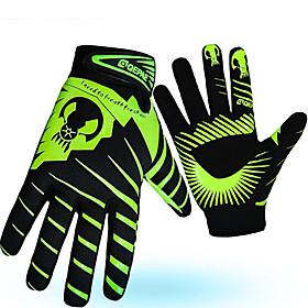 Gloves Sports Gloves Unisex Cycling Gloves Spring Summer Autumn/Fall Winter Bike GlovesKeep Warm Anti-skidding Easy-off pull tab 5493051