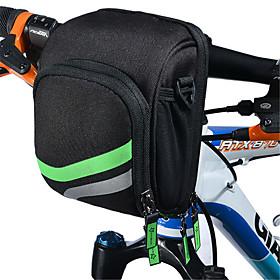 Bolsa para BicicletaBolsa para ManillarImpermeable Cremallera a prueba de agua A Prueba de Golpes Listo para vestir Pantalla táctil 5483674